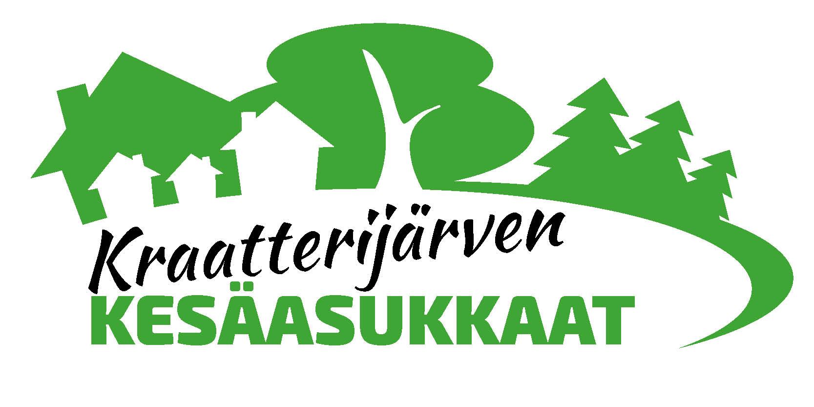 Kraatterijärven Kesäasukkaat -logo